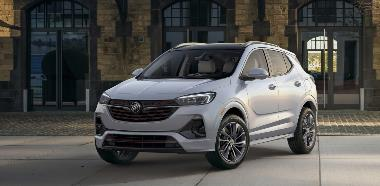 2020-Buick-Encore_GX_front_left
