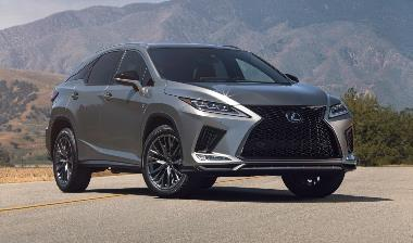 2020_Lexus_RX350_side_right
