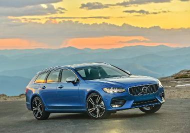 2020_Volvo_V90_Front_right